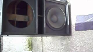 subwoofers 218 SW stalion professional