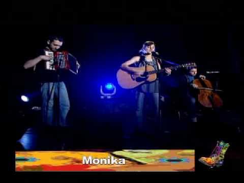 MONIKA LiVE - Over the Hill - Radio Arvyla