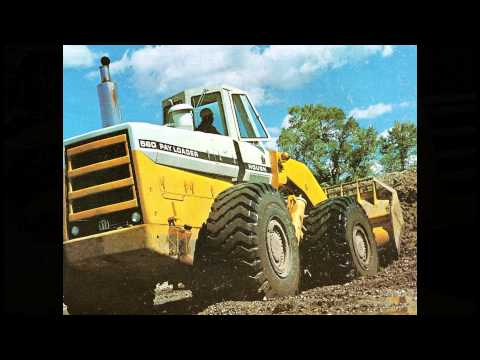 Classic Machines: The International 560 payloader