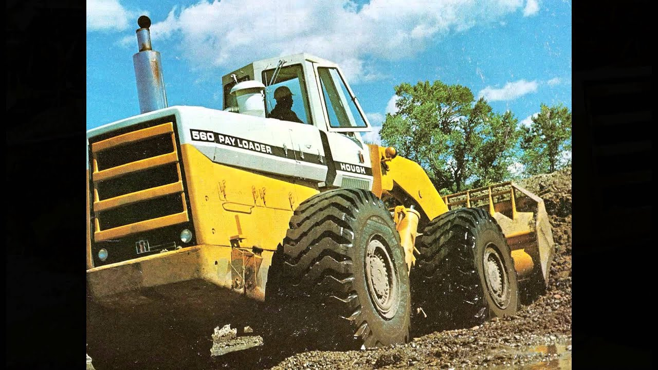 Classic Machines: The International 560 payloader - Contractor Magazine