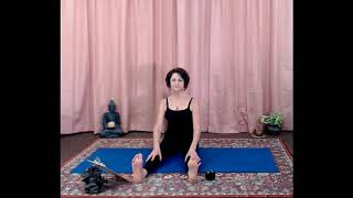 TRADITIONAL HATHA YOGA - EXTRA GENTLE  VIDEO 3