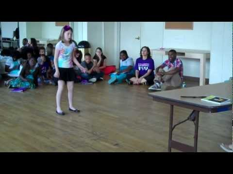 2011 Memphis/Lion King Broadway Day Auditions with top NYC Casting Director Liz Ortiz Mackes