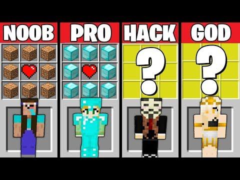 Minecraft Battle: GIRL