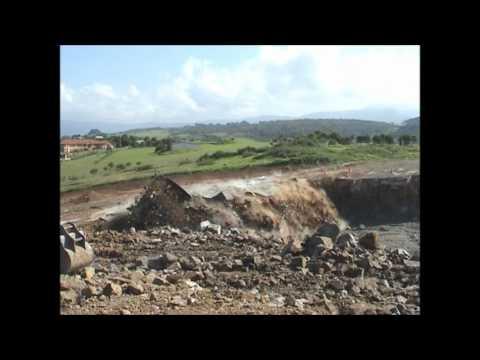 Rubber Belt Blasting Mats For Mining & Civil Construction - Andromeda Industries