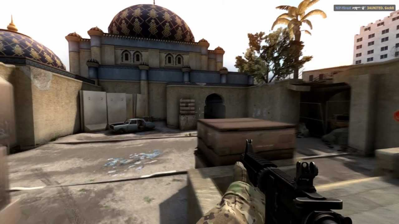 Counter-Strike: Global Offensive » DreamHack 2013 Champions
