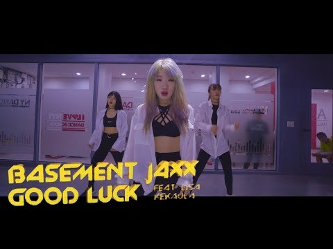 Basement Jaxx - Good Luck feat. Lisa Kekaula (choreography_whatdowwari)