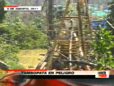Tambopata en peligro cuarto poder am rica for Cuarto poder america tv