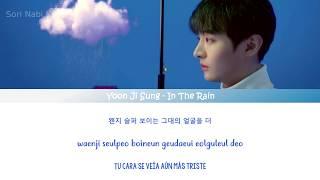 Yoon ji sung – in the rain [sub esp | rom han]