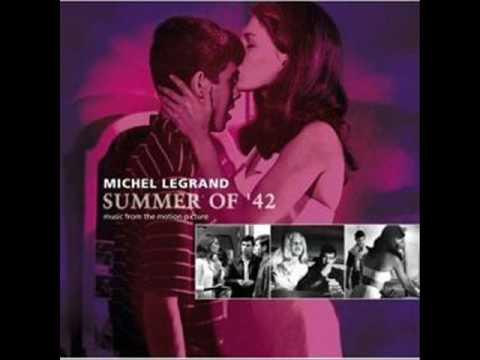 Summer of '42 (piano solo) Michel Legrand