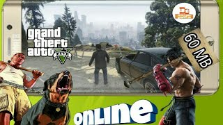 GTA Online Official Game In Just || 60 MB ||  Download Now || Jaldi Dekho ||
