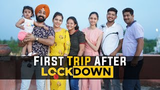 The first Trip After LockDown | We did not expect this | That Couple Though | Vlog
