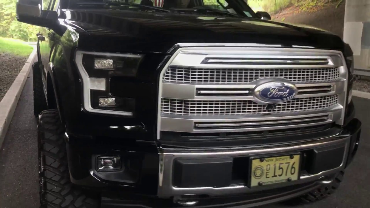 Ford F 150 Diode Dynamics Switchback Led Boards
