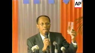 Gambar cover HAITI: JEAN-BERTRAND ARISTIDE WINS ELECTIONS