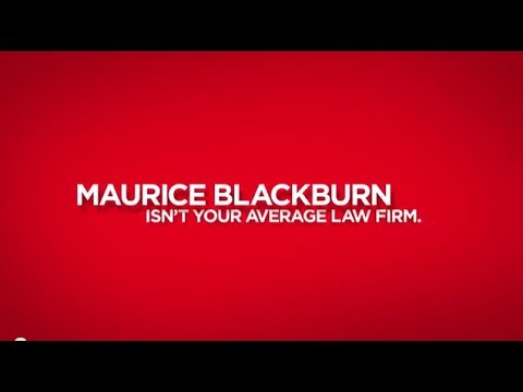 Maurice Blackburn Lawyers - Why work for us