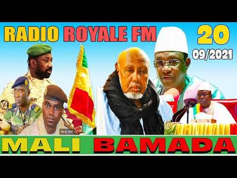 RADIO ROYALE FM 20/ 09/ 2021