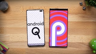 Android 10 on Galaxy S10 Plus: Speed Comparison vs Note 10+ (One UI 2.0 vs 1.5)
