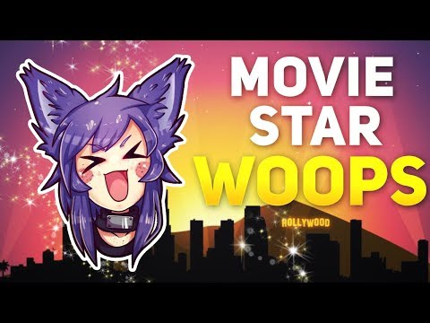 Woops - MOVIE STAR WOOPS (VRChat Highlights)