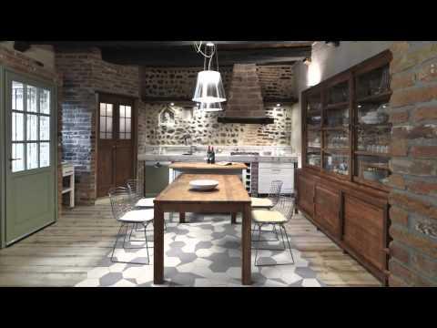 Le célèbre Mise en ambiance des carreaux ciment par Bati Orient - YouTube #DC_37