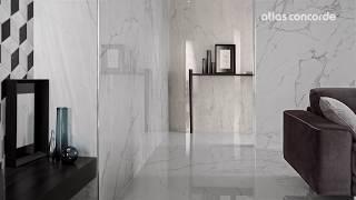 видео Плитка Stone and Marble фабрики Atlas Concorde