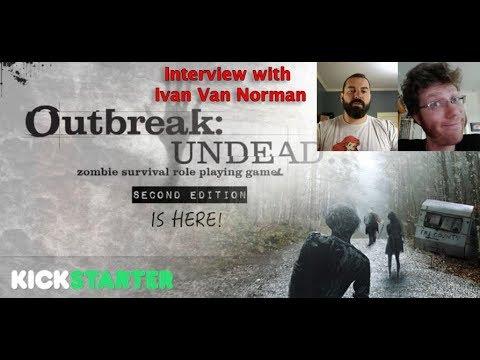 Outbreak: Undead 2E Survival Horror Simulation RPG