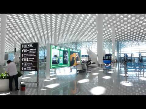 Shenzhen new airport 深圳2015-10