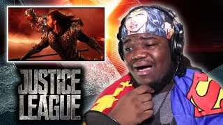 JUSTICE LEAGUE HEROES TRAILER : REACTION!! (I CRIED!!)