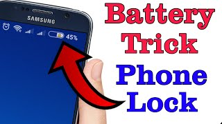 Battery lock App   Most secure and innovative Android lock App and gallery lock App   Timer lock