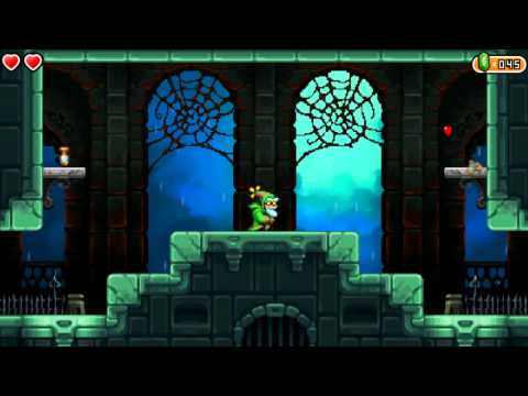 Shantae and the Pirate's Curse, DM/MPG%