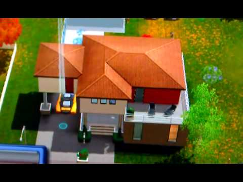 Xbox sims 3 pets big house youtube for Construire une maison sims 3 xbox 360
