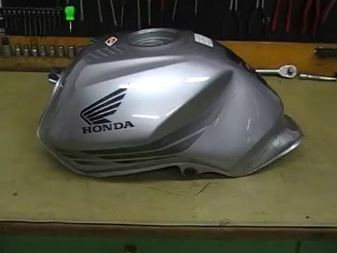 honda cbf 600 na pc43f tank by motorrad youtube. Black Bedroom Furniture Sets. Home Design Ideas
