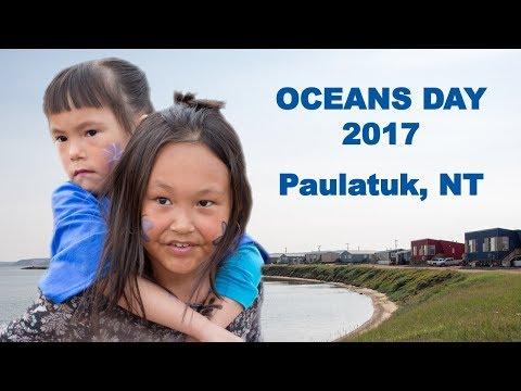 Oceans Day 2017 In Paulatuk, Northwest Territories
