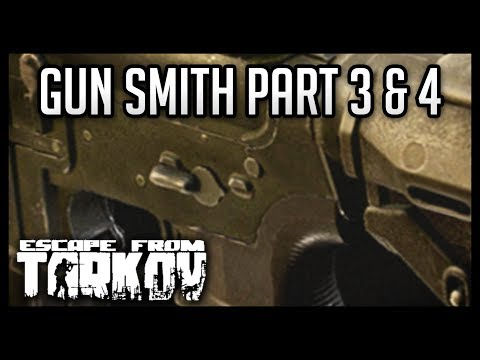 Escape from Tarkov - Mechanic Tasks - Gun...
