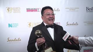 GO! Jamaica Travel, Dave Chin Tung, Chief Executive Officer