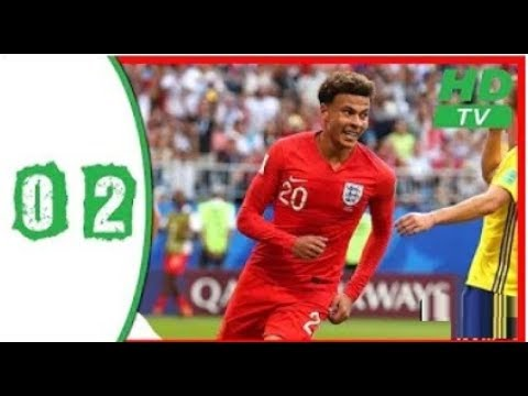 Download Sweden Vs England  0 - 2 FIFA World Cup 07/07/2018