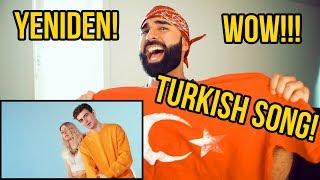 BEGE - YENİDEN // TURKISH RAP REACTION! (AWESOME!!) Resimi