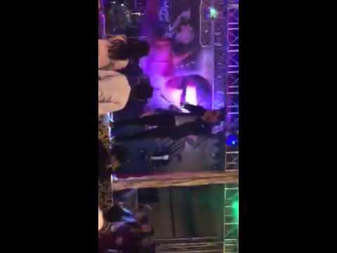 Falak shabir concert Hyderabad gymkhana Feb 2016 Hyderabad sindh Pakistan