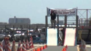 "2015.5.17 AJSA ""time attack circuit"" at Kugenuma skate park Kanagaw..."