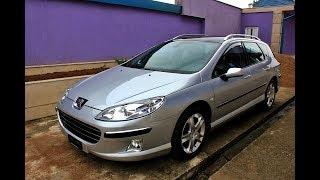 The New Peugeot 407 Videos