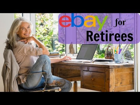 eBay for Baby Boomers, Pre Retirees, Retirees, and Seniors