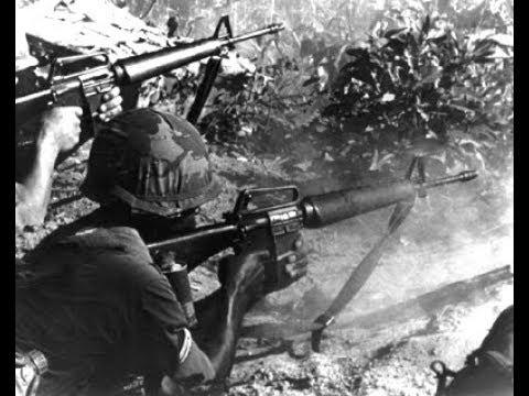 M 16 Rifle М 16 Винтовка