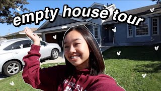 EMPTY HOUSE TOUR (moving ep. 2) | Nicole Laeno