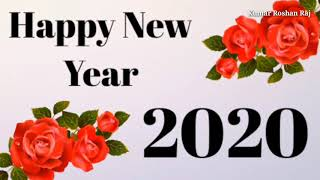 Happy New year 2020 WhatsApp status Happy New year 2020 wishes Happy New year WhatsApp status 2020
