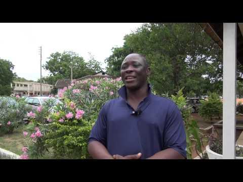 UIB Càmera i cooperació. Ghana: la fisioteràpia, un camí a la salut