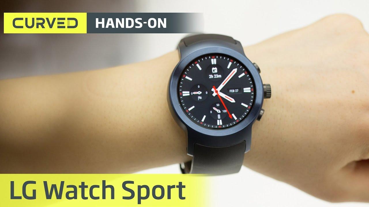 lg watch sports lg watch style im test das hands on deutsch youtube. Black Bedroom Furniture Sets. Home Design Ideas