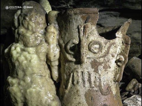 Hallazgo de Santuario en Chichén Itzá