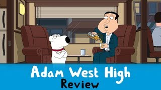 Family Guy S17 Finale! - 'Adam West High' Review