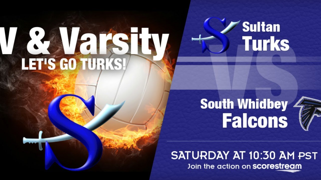 Volleyball @ South Whidby