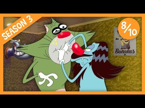 Oggy and The Cockroaches New Episode 🐱 SEASON 3 🐱 Oggy and The Cockroaches Best Collection 2017 thumbnail