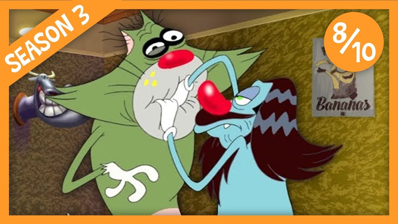 Oggy and the cockroaches episode in hindi free download