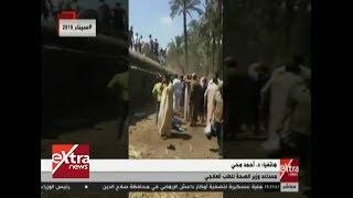 غرفة الأخبار  مساعد وزير الصحة: إصابات قطار البدرشين